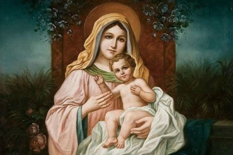богородице дево радуйся молитва
