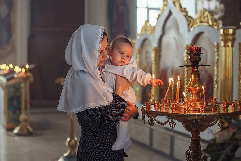 молитва за ребенка