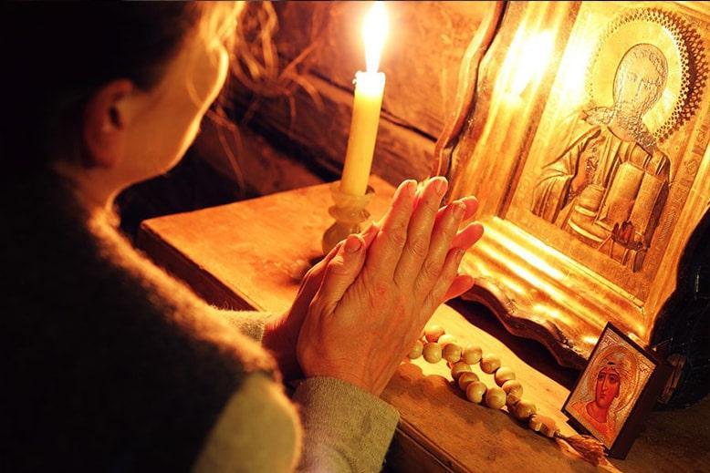 Молитва о работе святым