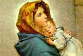 молитва о детях