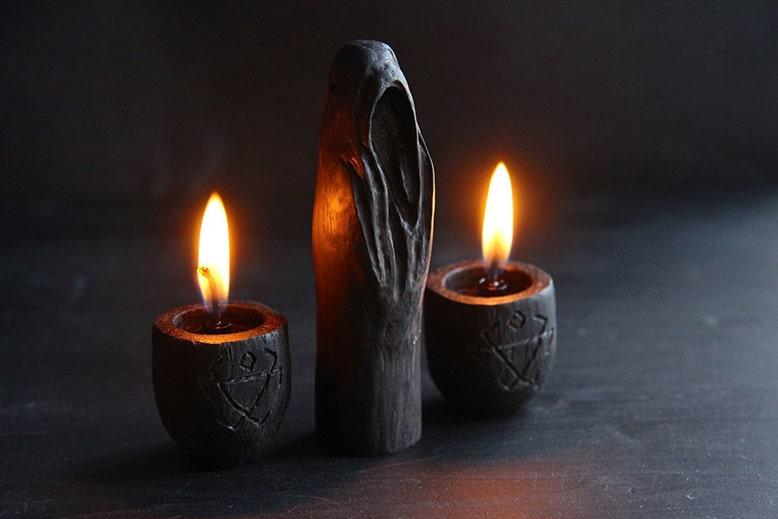 Свечи и приворот