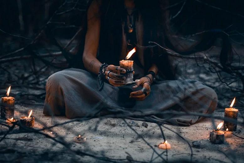 ритуал на возврат порчи