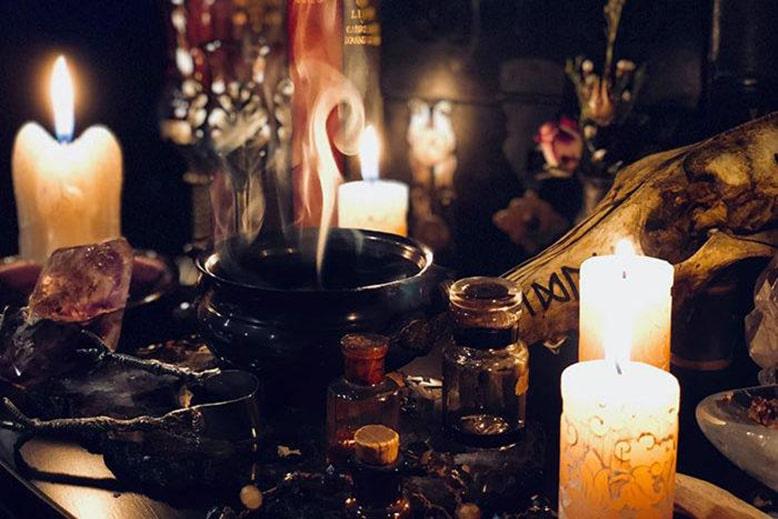 ритуалы для снятия порчи
