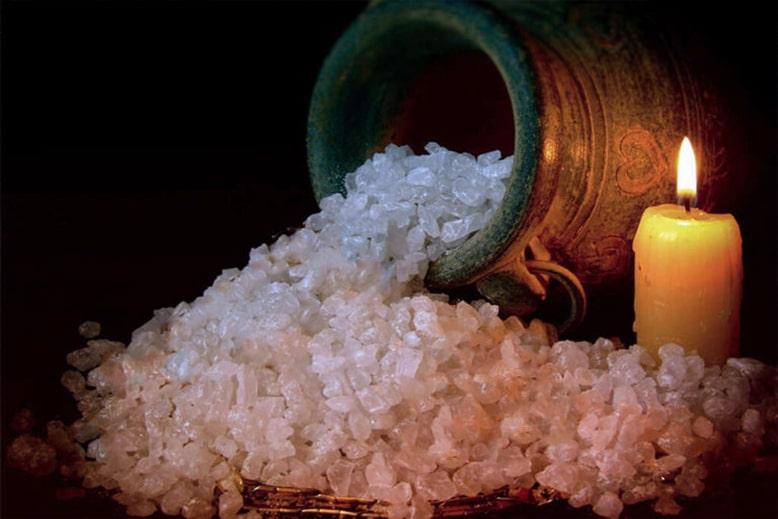 соль от порчи