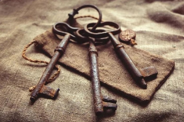 обряд на семь ключей