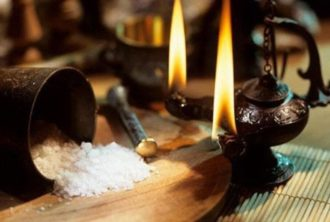 ритуал с солью